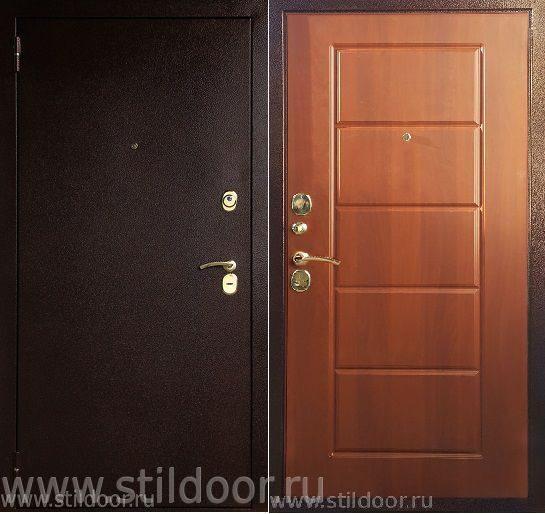 недорогие входные двери из мдф