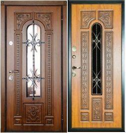 входные металлические двери от 1500 рублей