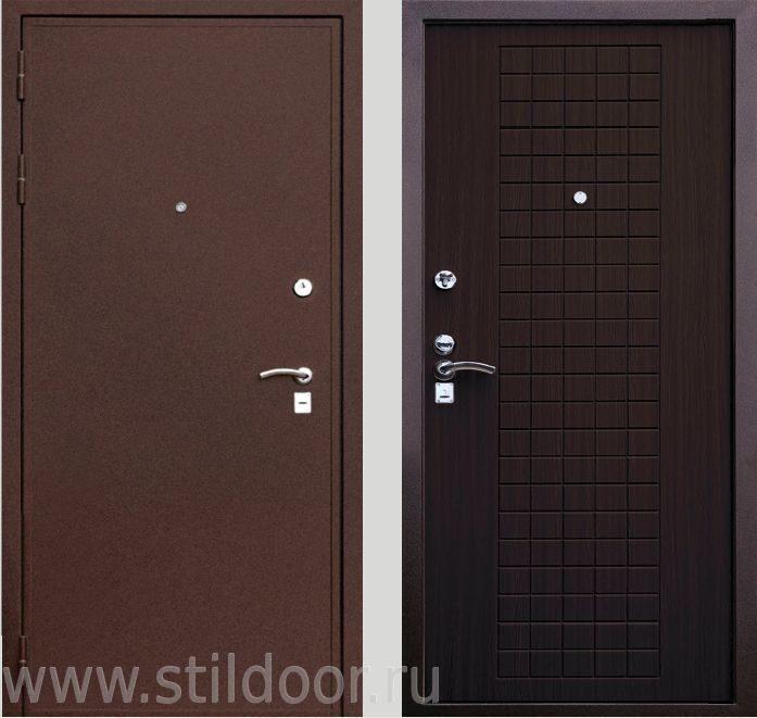 завод комфорт входные двери