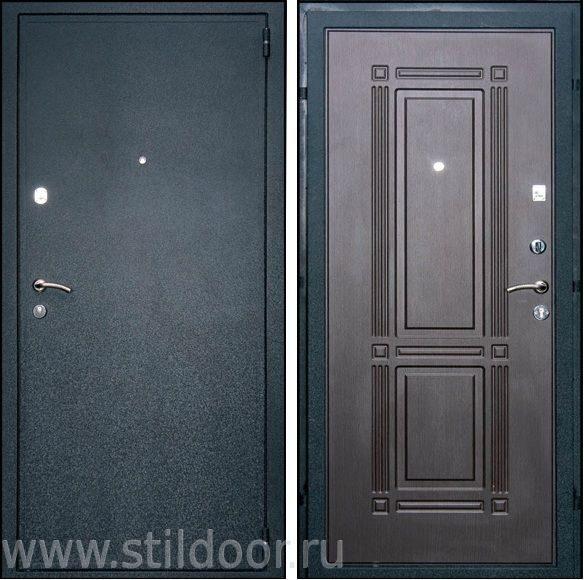 входные двери полимер под кожу фирмы модерн