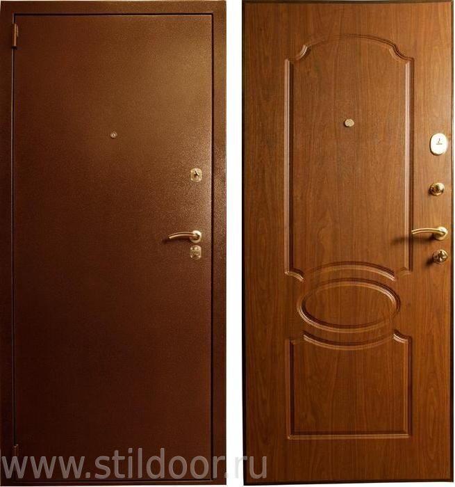 установка входной металлической двери прайс