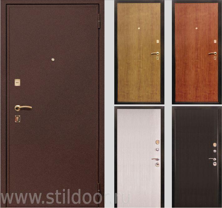 металлические двери п 5